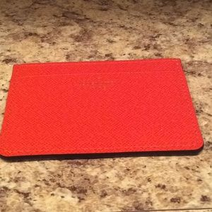 Brand new Louis Vuitton credit card case